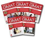 Manhattan Prep Complete GMAT Strategy Guide Set, 2019