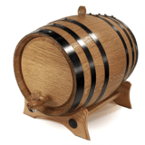 Golden Oak Barrel Whiskey Oak Barrel