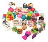 Fashion's Talk 20-Piece Cat Toy Variety Pack