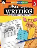 Kristi Sturgeon 180 Days of Writing for Third Grade - An Easy-to-Use Third Grade Writing Workbook
