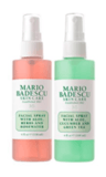 Mario Badescu Facial Spray with Rosewater & Facial Spray with Green Tea