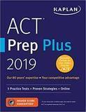Kaplan Test Prep ACT Prep Plus