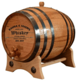 Sofia's Findings Personalized American White Oak Aging Barrel