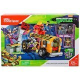 Mega Bloks Teenage Mutant Ninja Turtles Shellraiser Showdown