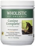 Wholistic Pet Organics Canine Complete Multivitamin