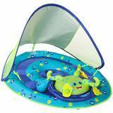 SwimWays Baby Spring Float Activity Center with Canopy