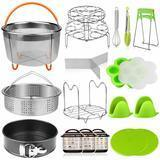Aiduy 18 Piece Pressure Cooker Accessories Set