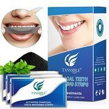 Tansmile Charcoal Teeth Whitening Stips