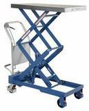 Vestil Hydraulic Elevating Cart with Double Scissor