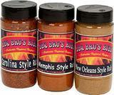 BBQ Bro's Rubs Barbecue Spices Seasoning Set