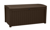 Keter Borneo Patio Deck Box & Garden Bench