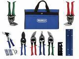 Midwest Tool & Cutlery HVAC Tool Kit (9-Piece)