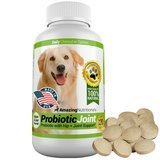 Amazing Nutritionals Probiotic with Hip and Joint Support for Dogs