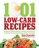 Dana Carpender 1,001 Low-Carb Recipes