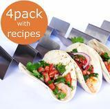 OH Ovation Home Stainless Steel Taco Holders