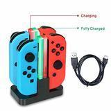 KINGTOP NIntendo Switch Joy-Con Charging Station