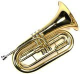 Moz Advanced Monel Piston Marching Baritone