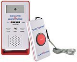 Secure Wireless Remote Nurse Alert System