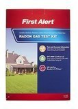 First Alert RD1 Radon Test