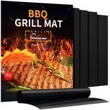Aoocan Grill Mat-Set of 5