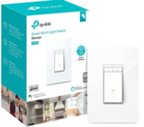TP-Link Kasa Smart Wi-Fi Light Switch, Dimmer