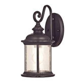Westinghouse New Haven One-Light Exterior Wall Lantern