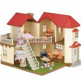 Calico Critters Luxury Townhome Giftset