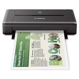 Canon PIXMA iP110 Wireless Compact Mobile Printer