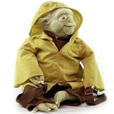 Comic Images Yoda Plush Backpack