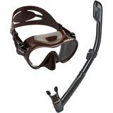 Cressi Freediving Mask Snorkel Set