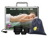 Amethyst Lake Portable Massage Stone Heater Kit