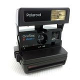 Polaroid Instant Camera One Step Close-Up 600