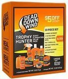 Dead Down Wind Trophy Hunter Odor Eliminator Kit