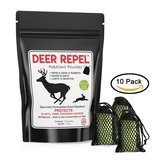 Predator Guard Deer Repel Natural Repellent Pouches