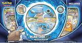 Pokémon TCG Blastoise-GX Premium Collection