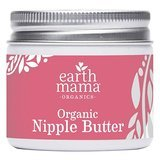 EarthMama Organic Nipple Butter for Breastfeeding and Dry Skin