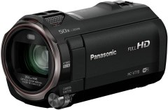 Panasonic HC-V770K Full HD Camcorder with Wi-Fi