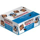 Goodnessknows Blueberry, Almond, and Dark Chocolate Snack Squares