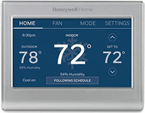 Honeywell WiFi Smart Color Thermostat