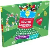 Mouttop Christmas Advent Calendar With Jewelry