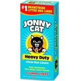 Jonny Cat Heavy Duty Jumbo Litter Box Liners