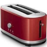 KitchenAid 4-Slice Empire Red Toaster