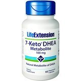 Life Extension 7-Keto DHEA Metabolite Capsules, 100 Count