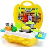 Life-Tandy Early Development Child Kitchen Pretend Play Toys