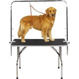 Master Equipment Overhead Dog Grooming Table