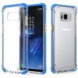 MoKo Crystal Clear Bumper Gel Galaxy S8 Case