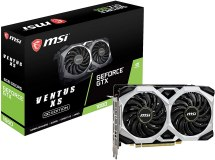 MSI Gaming GTX 1660 VENTUS XS 6G OC Edition