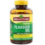 Nature Made Organic Flaxseed Oil