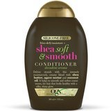 OGX Frizz Defy/Moisture + Shea Soft and Smooth Conditioner