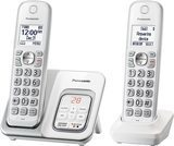 Panasonic DECT 6.0 Expandable Cordless Phone